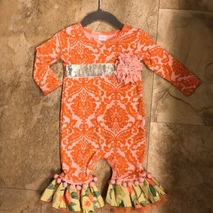 GiggleMoon 9month Baby Girl outfit